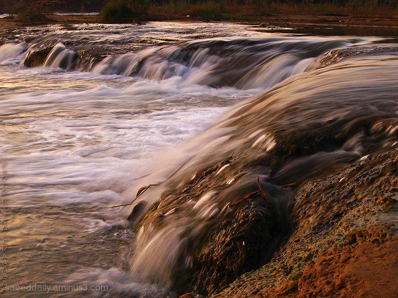Ahwaz,Karoun river