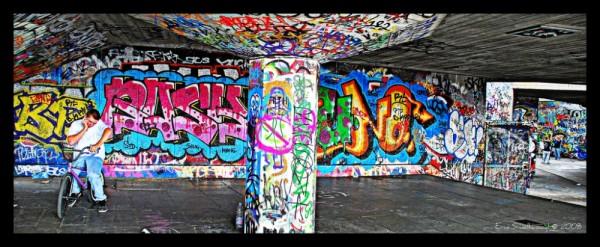 BMX Graffiti