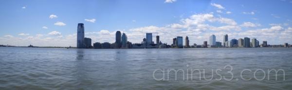Brooklyn bridge new york hudson river bay