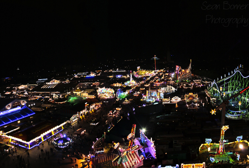 Oktoberfest By Night