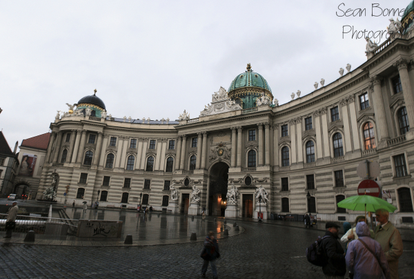 Building isteach Vienna