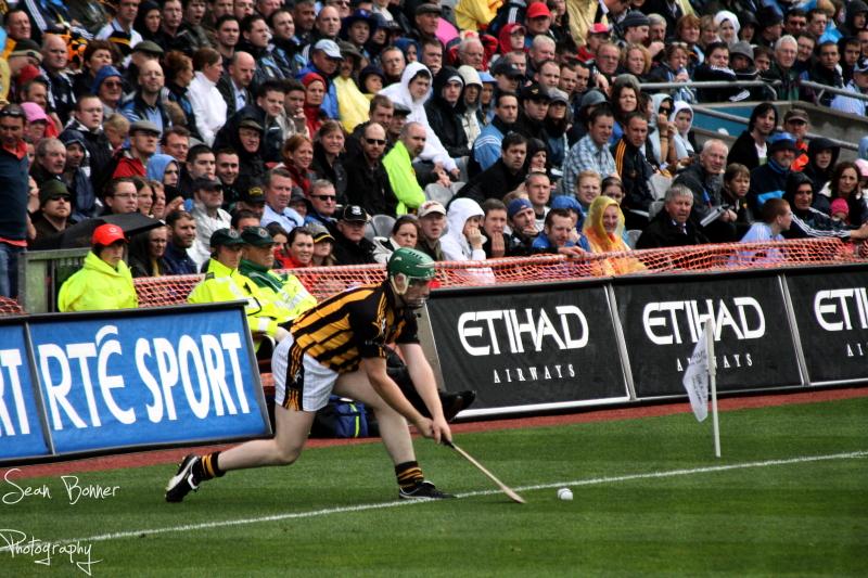 Leinster final in croke park  Dublin Kilkenny