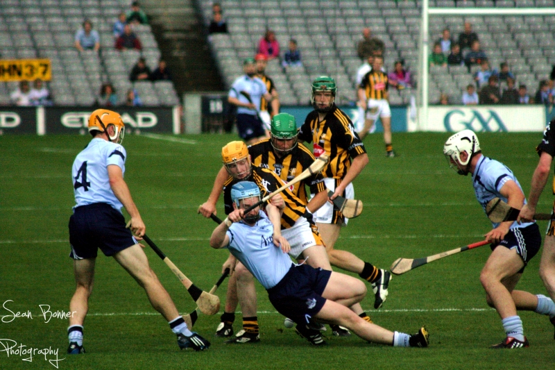 Leinster final in croke park  Dublin Kilkenny