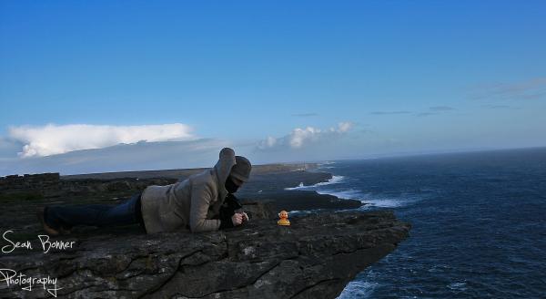 Cliffs of Inis Mor, Ireland