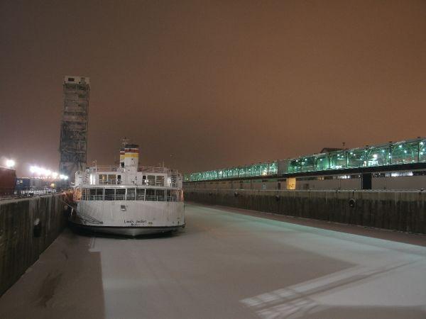 Vieux-Port de Montréal  2010/12/18