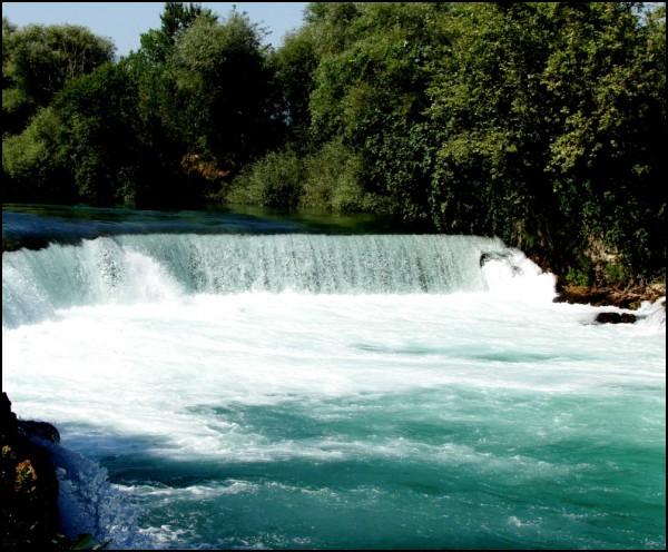 Manavgat Waterfall, Antalya, Turkey