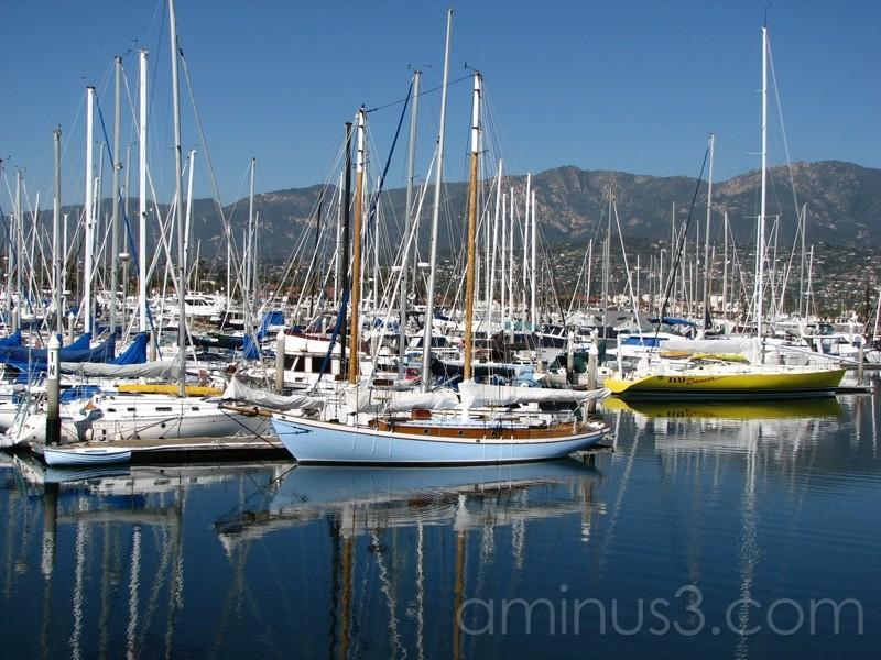 Boats of Santa Barbara