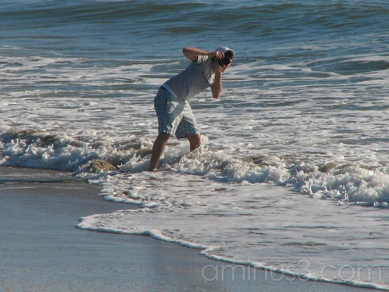 Trying to get the perfect shot