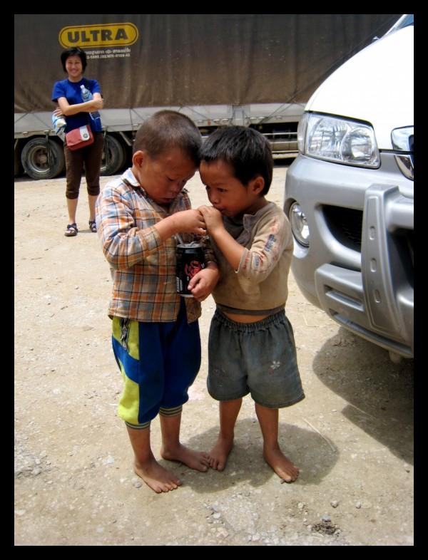 rural street kids