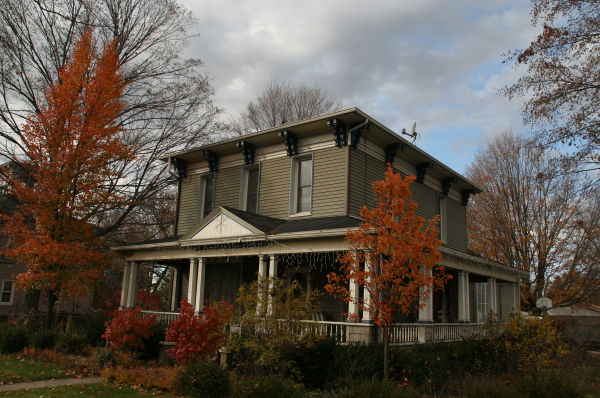 Around Town - Corner House