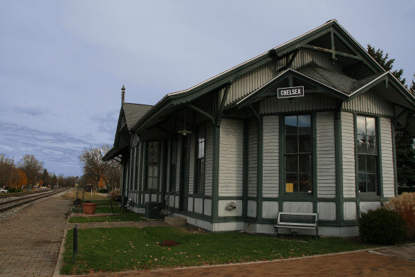 Around Town - The Depot