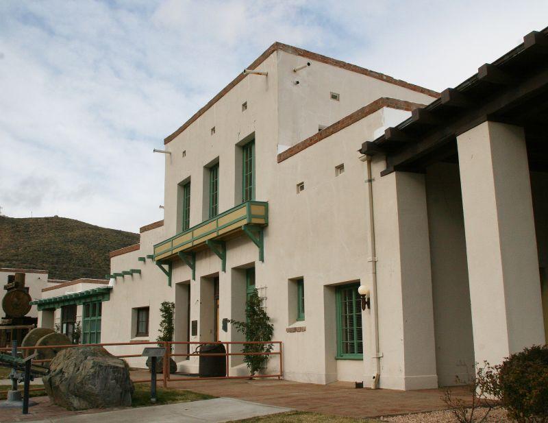 The Douglas Mansion