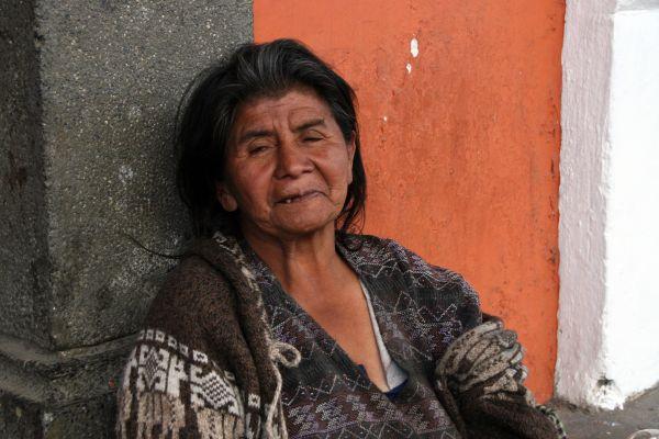Street Woman