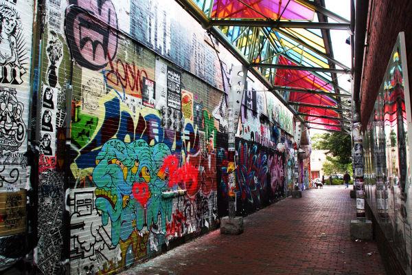 Graffiti Cambridge-Style