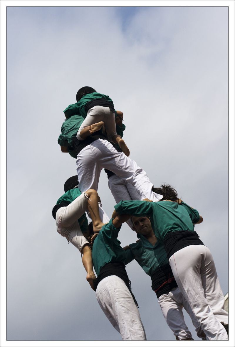 Castell castellers