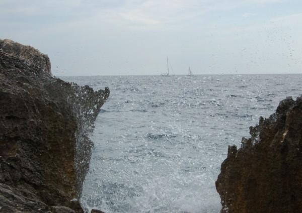 waves summer croatia