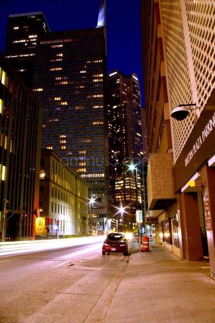 Downtown Dallas, San Jacinto