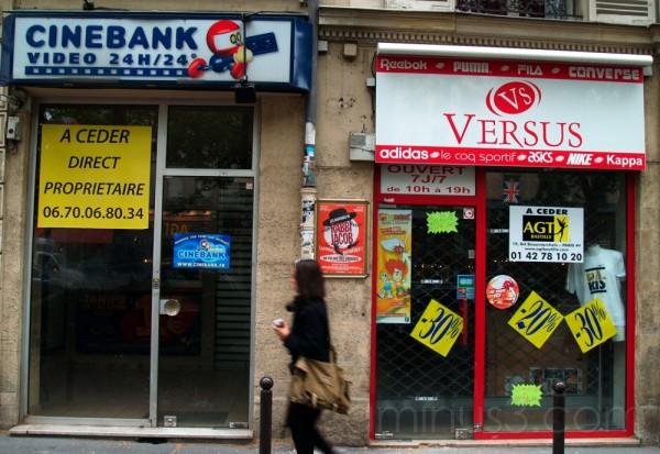 crise économique, c'est la sécheresse des banques