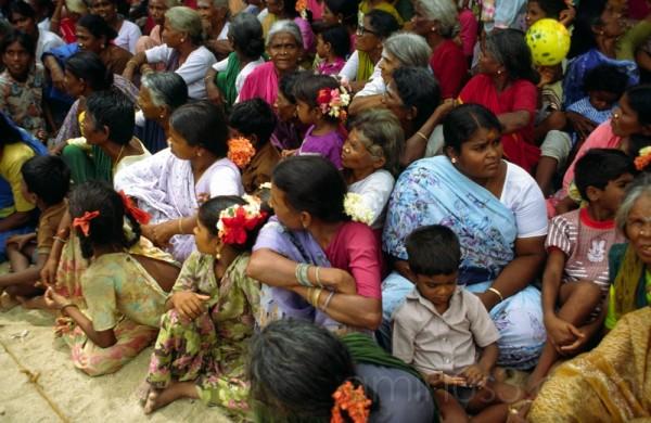 Tamil Nadu  Inde  1990