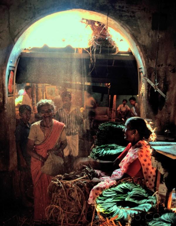 marchande de betel