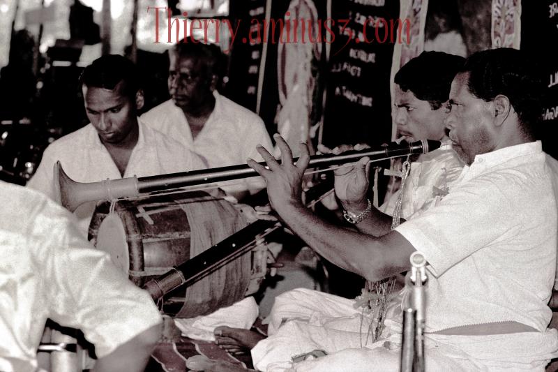 joueurs de Nadeshwaram