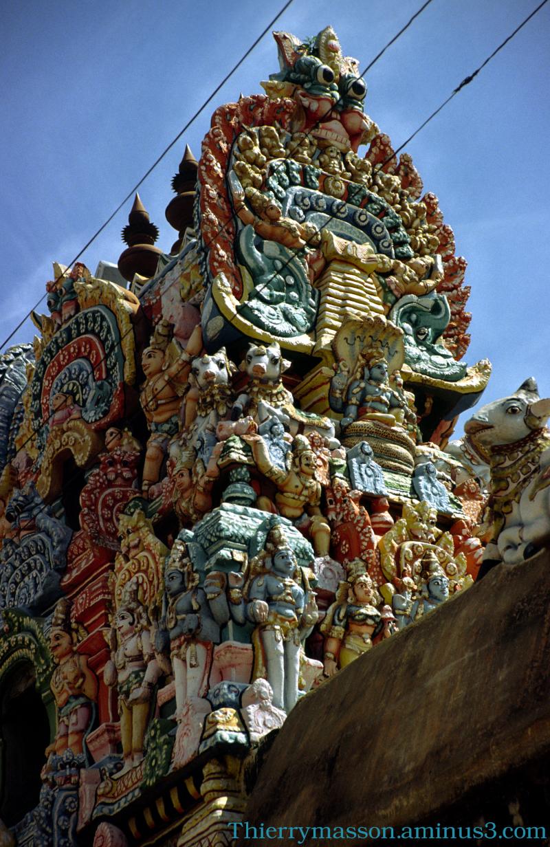 Gopuram de Kunbakonam