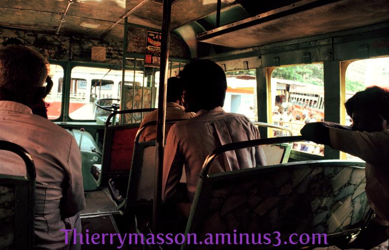 l'autobus Inde 1989
