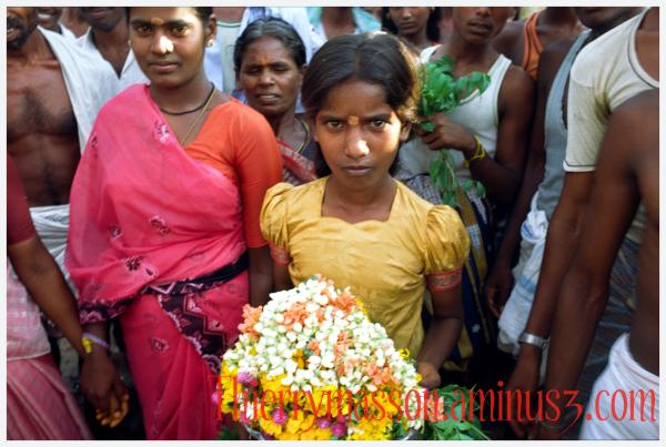 Inde  Tamil Nadu  1990