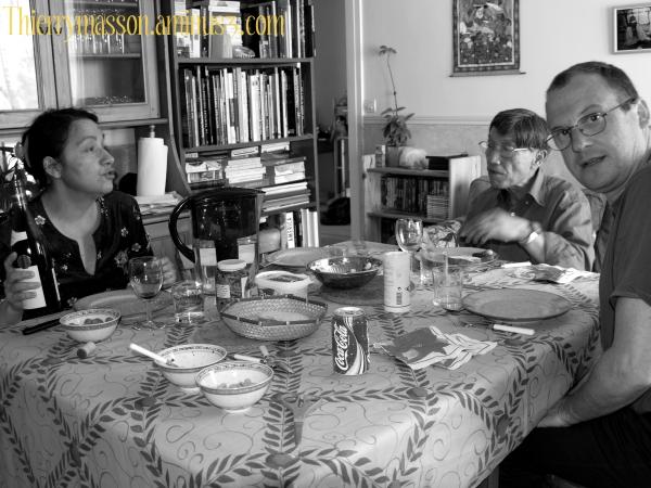 photo de famille 2007