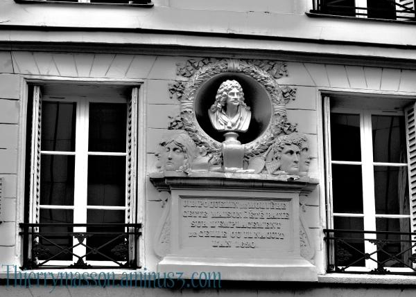 Jean Baptiste Poquelin de Molière