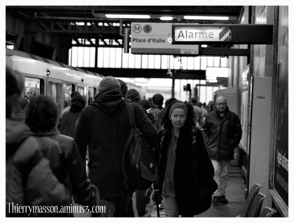 le métro parisien 1