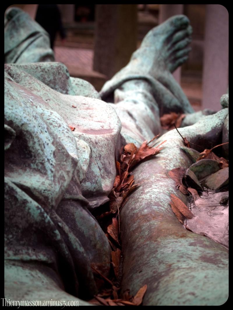 Cimetière du Père Lachaise III