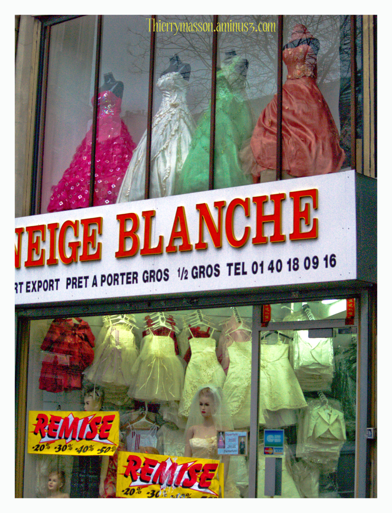 Neige Blanche