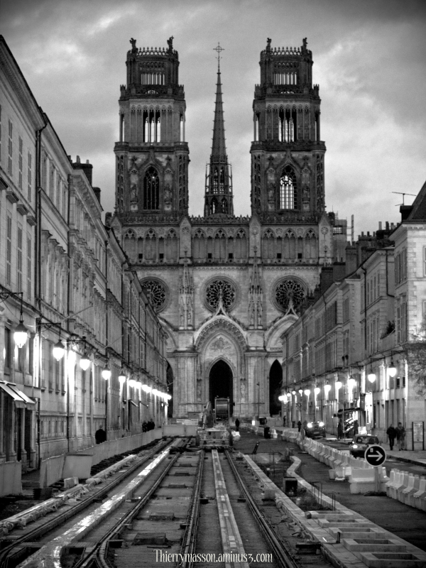 Tramways & Cathédrale