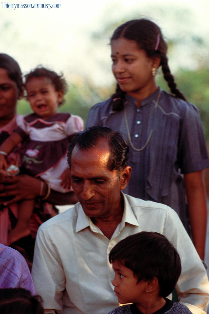 Inde  Tamil Nadu 1989