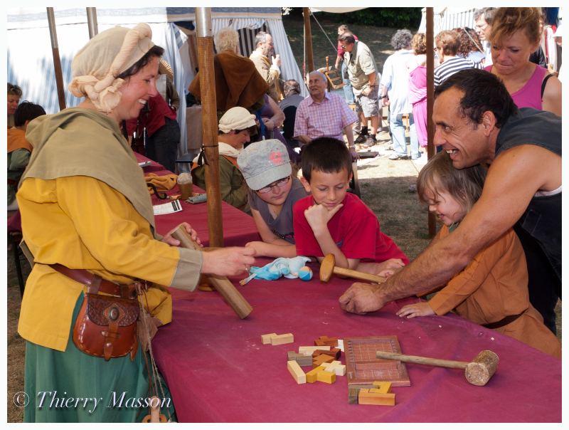 Fête médiévale à Dourdan