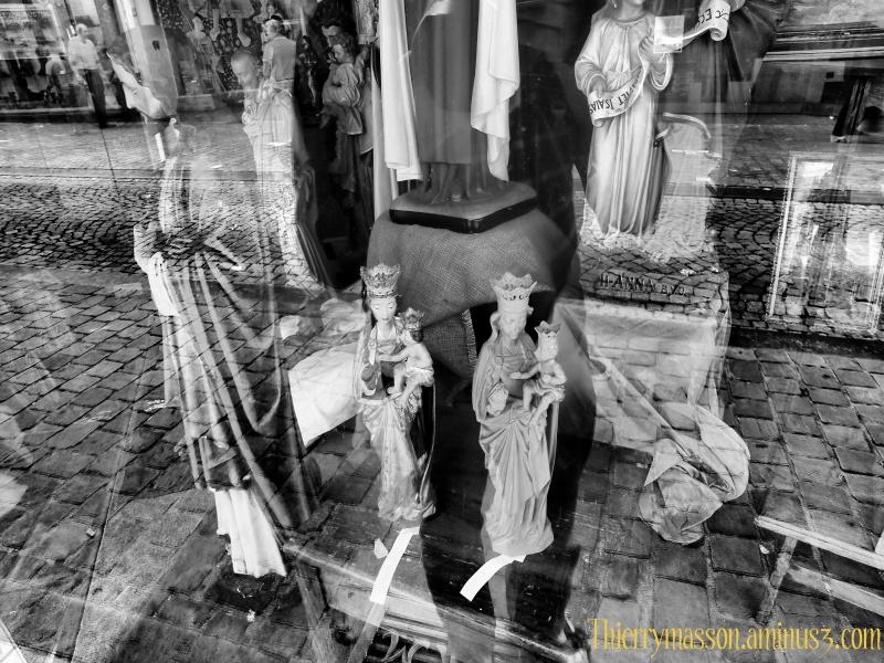 Boutique d'art religieux