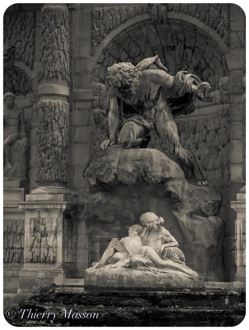 Fontaine de Marie de Medicis