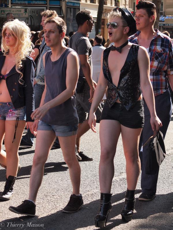 Gay Pride Paris 2012