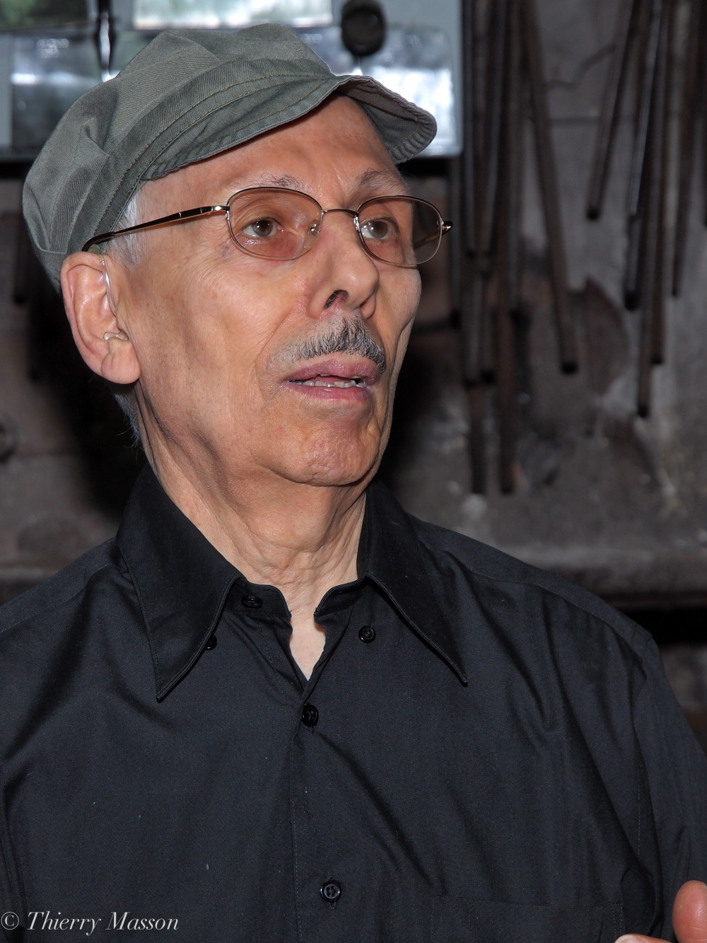 Bernard Solon, taillandier