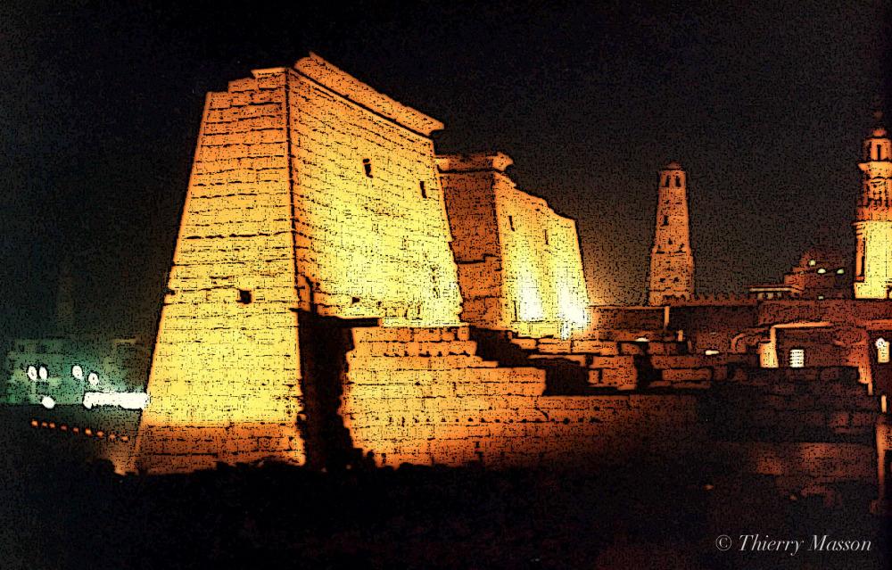 Temple d'Amon (Louxor)
