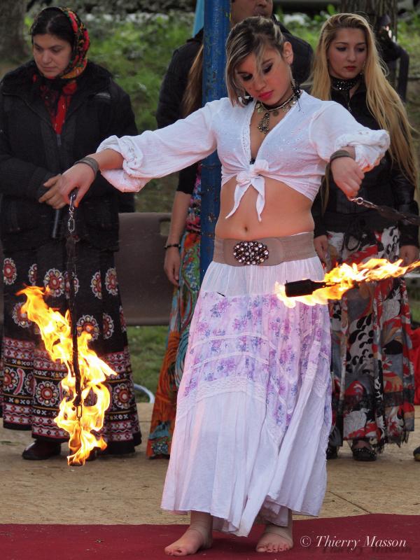 le cirque Tzigane Romanès