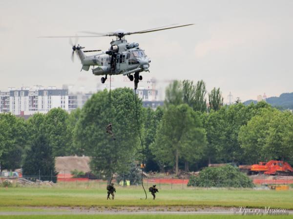 Forces spéciales françaises