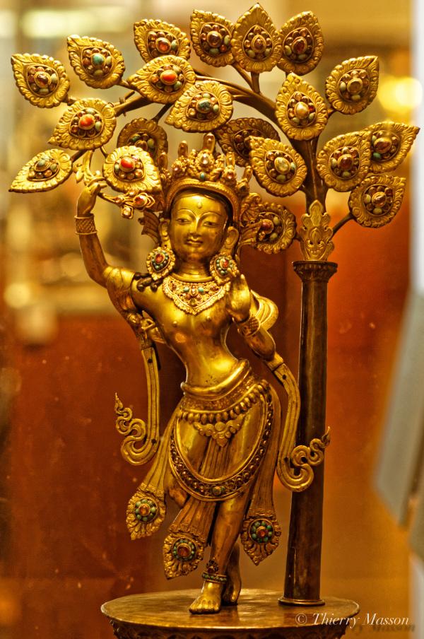 La reine Maya Devi