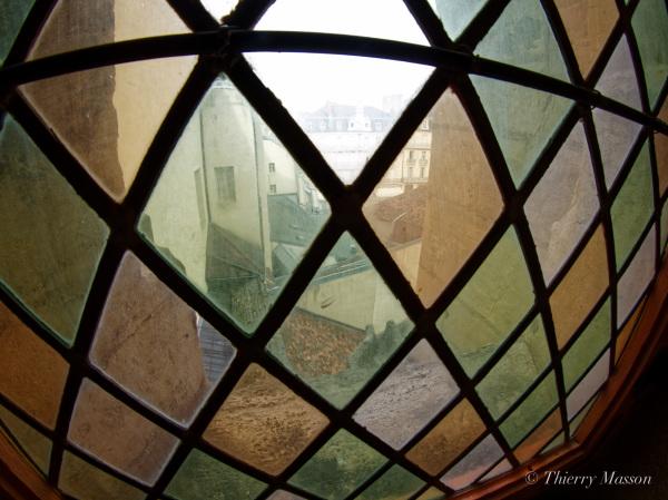 Inside la Tour-de-Philippe-le-Bon