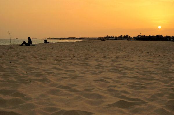 Cape Verde Sunset
