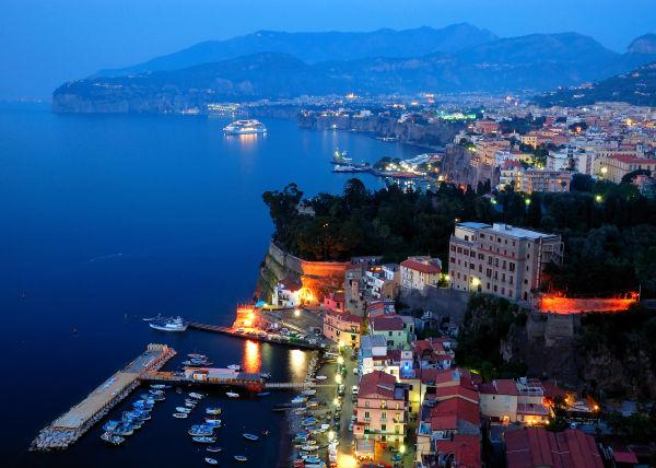 Bay of Naples, Sorrento