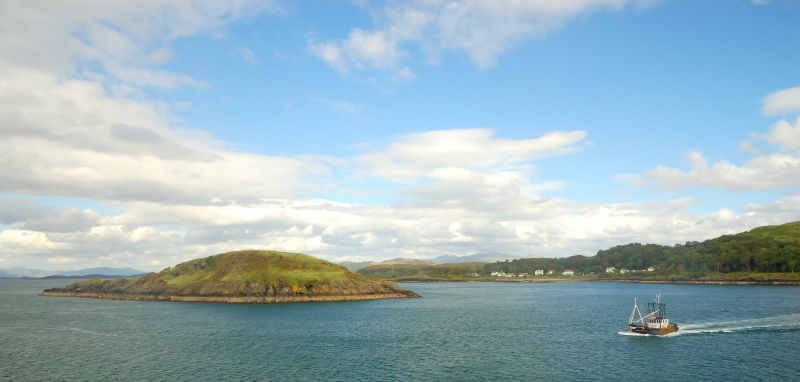 Oban ferry to Mull