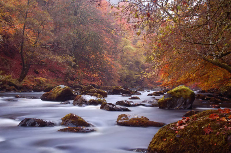 River Braan, Perthshire