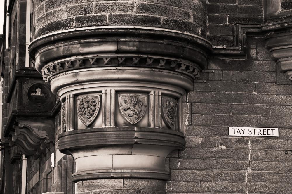 Tay Street, Perth, Scotland